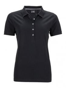 TEXTIL Ladies Pima Polo