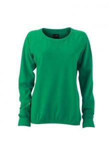 TEXTIL Ladies Basic Sweat
